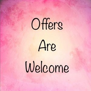 🌸Make me an offer🌸 Accepted or Countered!!